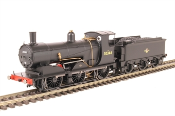 R3420 Drummond Class 700 0-6-0 30346 in BR black with late crest