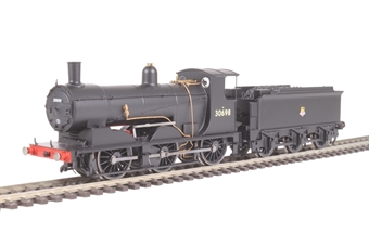 R3421 Drummond Class 700 0-6-0 30698 in BR Black with early emblem