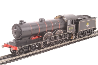 R3431 Class B12/3 4-6-0 61533 in BR black with early emblem