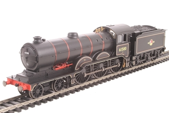 R3432 Class B12/3 4-6-0 61580 in BR black with late crest