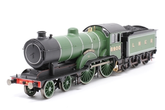 R3433-PO05 Class D16/3 4-4-0 'Claud Hamilton' 8900 in LNER apple green - Pre-owned - Like new