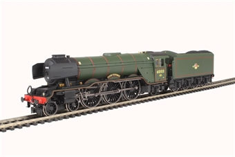"""R3443 Class A3 4-6-2 60103 """"Flying Scotsman"""" in BR brunswick green with late crest - as preserved"""