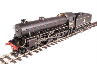 """R3451 Class B1 4-6-0 61032 """"Stembok"""" in BR black with early emblem"""