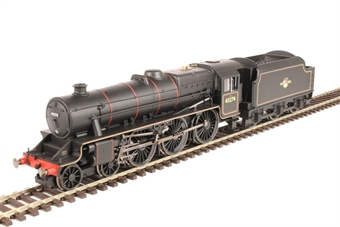 R3453 Class 5MT Black 5 4-6-0 45274 in BR Black with late crest