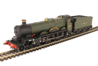 "R3455 Class 4000 'Star' 4-6-0 4013 ""Knight of St Patrick"" in GWR Green"