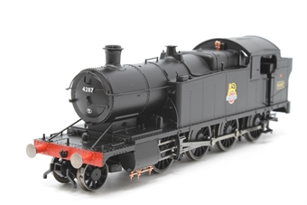 R3462-PO03 Class 42xx 2-8-0 4287 in BR Black with early emblem - Pre-owned - Like new