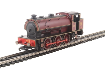R3466 Class J94 0-6-0ST 22 in United Steel Company livery