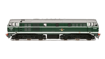 R3470 Class 31 D5509 in BR green - Discontinued from 2016 range