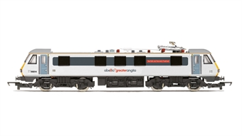"R3475 Class 90 90014 ""Norfolk and Norwich Festival"" in Greater Anglia livery - Discontinued from 2016 range"