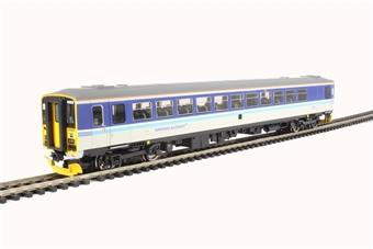 R3477 Class 153 153321 in Regional Railways livery
