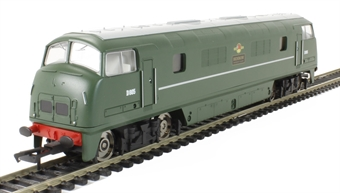 "R3491 Class 42 Warship D805 ""Benbow"" in BR green - Railroad Range £39"