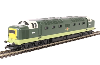 R3497 Class 55 Deltic D9016 in BR green - Railroad Range £41
