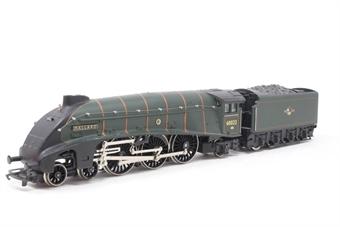 R350-A4-PO21 Class A4 4-6-2 60022 'Mallard' in BR Green - Pre-owned - imperfect box