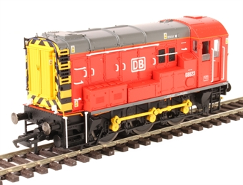 R3504TTS Class 08 08623 in DB Schenker livery - TTS Sound fitted