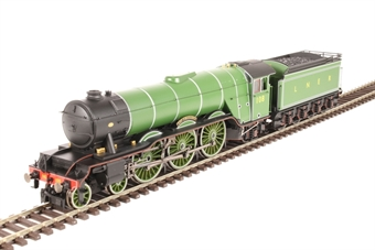 "R3518 Class A3 4-6-2 108 ""Gay Crusader"" in LNER apple green - ""The Final Day"" special edition"