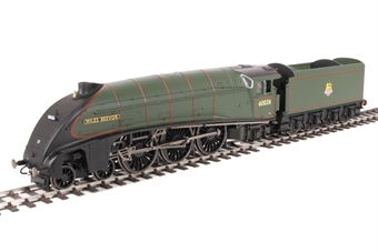 """R3522 Class A4 4-6-2 60026 """"Miles Beevor"""" in BR green with early emblem"""