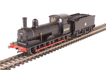 R3530 Class J15 0-6-0 65469 in BR black with early emblem