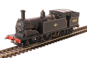 R3531 Class M7 0-4-4T 30129 in BR black with late crest