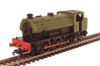 """R3533 Class J94 0-6-0ST """"Lord Phil"""" in lined green - as preserved"""