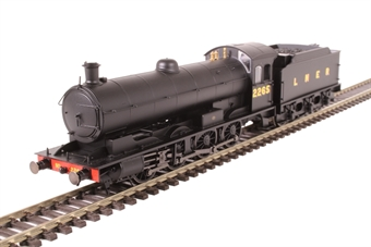 R3541 Class Q6 Raven 0-8-0 2265 in LNER black with pre-war lettering