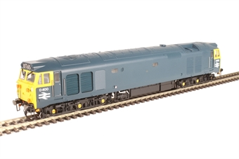 R3571 Class 50 D400 in BR blue - Class 50 50th anniversary pack - Special edition