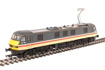 R3585 Class 90 90135 in Intercity Mainline livery - Railroad Range