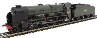 """R3603TTS Class LN 'Lord Nelson' 4-6-0 30850 """"Lord Nelson"""" in BR green with late crest - TTS sound fitted"""