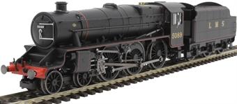 R3616 Class 5MT 'Black Five' 4-6-0 5089 in LMS black