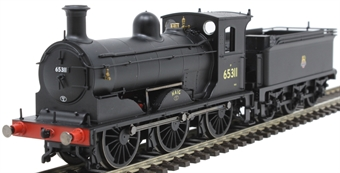 "R3622 Class J36 0-6-0 65311 ""Haig"" in BR black with early emblem"