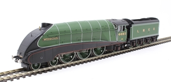 "R3630 Class A4 4-6-2 4493 ""Woodcock"" in LNER apple green"