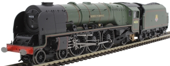 """R3642 Class 8P Princess Coronation 4-6-2 46232 """"Duchess of Montrose"""" in BR green with early emblem"""
