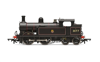 R3731 Class H Wainwright 0-4-4T 31177 in BR black with early emblem