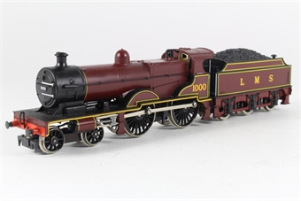 R376 Class 4P 4-4-0 Compound 1000 in LMS Maroon