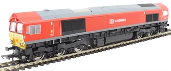 R3778 Class 66/0 66097 in DB Cargo UK livery