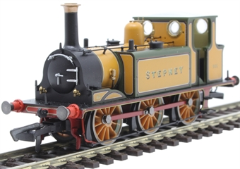 "R3780 Class A1 Terrier 0-6-0T 655 ""Stepney"" in LBSCR improved engine green"