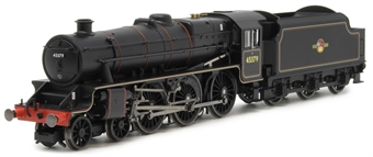 R3805 Class 5MT 'Black Five' 4-6-0 45379 in BR black with late crest - as preserved - Limited Edition of 1000