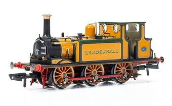 "R3811 Class A1 Terrier 0-6-0T 48 ""Leadenhall"" in LB&SCR improved engine green"