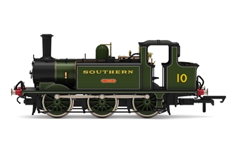 "R3812X Class A1 Terrier 0-6-0T W10 ""Cowes"" in Southern Railway olive green - Digital fitted"