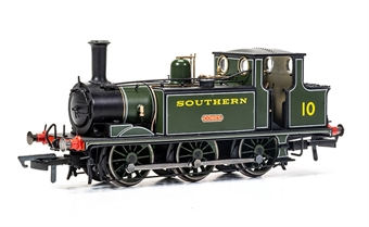 """R3812 Class A1 Terrier 0-6-0T W10 """"Cowes"""" in Southern Railway olive green"""