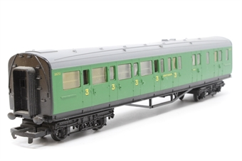 R4008A-PO02 S.R Brake 3rd Coach 3570 - Pre-owned - marks on roof - imperfect box