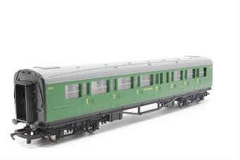 R4009D-PO03 SR Malachite Green Composite Coach No.5505 - Pre-owned - replacement box