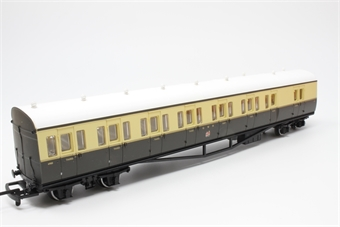 R4030A-PO06 60' Suburban B Set coach 6900 in GWR Chocolate and Cream - Pre-owned - imperfect box
