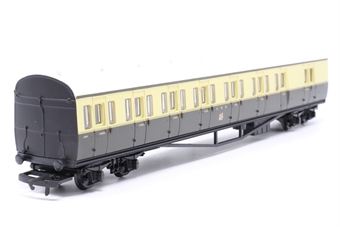 R4030A-PO07 60' Suburban B Set coach 6904 in GWR Chocolate and Cream - Pre-owned - replacement box