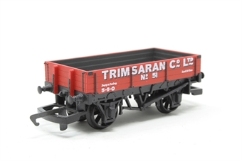 R403wagon-PO03 3-Plank Open Wagon - 'Trimsaran' - Pre-owned - Like new