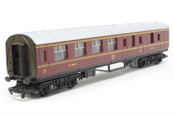 R4060A-PO L.M.S. Brake 3rd Coach 5215 - Pre-owned -  imperfect box