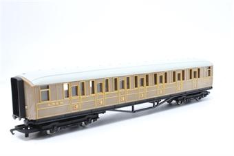 R4062C-PO05 LNER Teak Composite Coach No.32275 - Pre-owned - replacement box