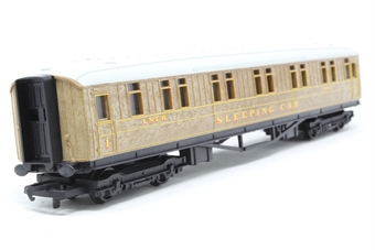 R4064-PO L.N.E.R Sleeping Car 1147 - Pre-owned - leans slightly to one side, replacement box