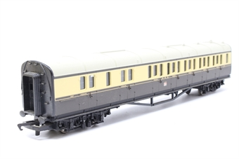 R4066D-PO02 G.W.R 3rd Class Brake Coach 5087 - Pre-owned -  imperfect box