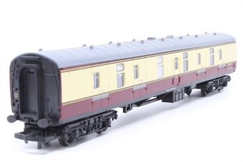 R4073-PO01 B.R Mk.1 Full Parcels Coach (Eastern Region) E80535 - Pre-owned - imperfect box