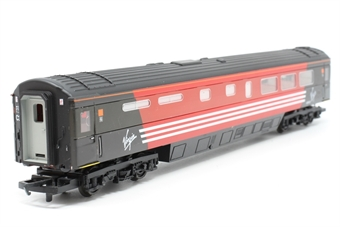 R4082-PO Virgin Mk.3a First Class Buffet Car (Trailer Buffet First) 40401 - Pre-owned - missing all buffers